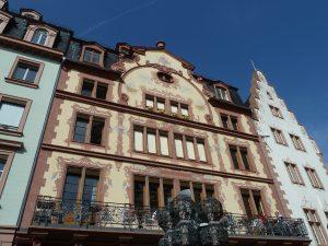 Am Mainzer Marktplatz